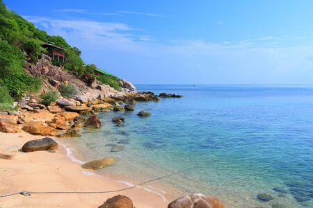 koh tao: Thailand, Southeast Asia - Koh Tao island in Surat Thani province. Stock Photo