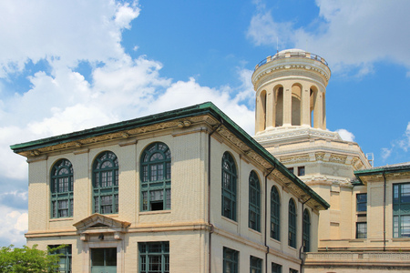 Pittsburgh, Pennsylvania - city in the United States. Old architecture of Carnegie Mellon University.