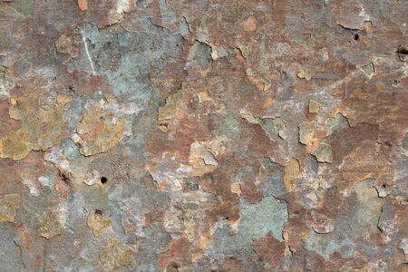 Grungy wall background texture. Architecture detail abstract. Flat surface. photo