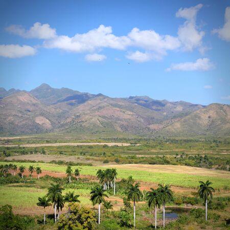 mill valley: Cuba - Valle de Los Ingenios (Sugar Mill Valley)