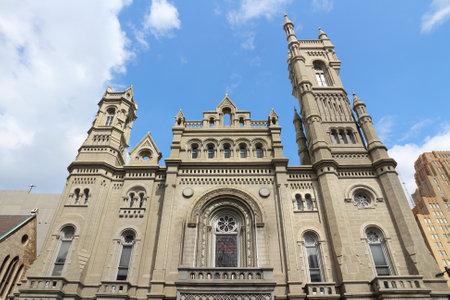 grand pa: Philadelphia - Pennsylvania state historical marker, Masonic Temple. Headquarters of the Grand Lodge of Pennsylvania