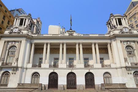 legislative: Brazil - Rio de Janeiro. Municipal Chamber - legislative organ.
