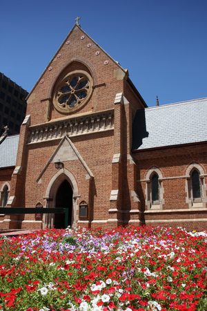 anglican: Perth, Western Australia - St. Georges Anglican Cathedral
