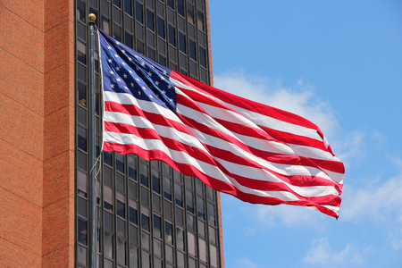 spangled: Flag of the United States, the star spangled banner.