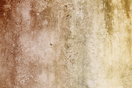 backdrop grungy: Grungy concrete background - rough weathered and stained wall surface backdrop.