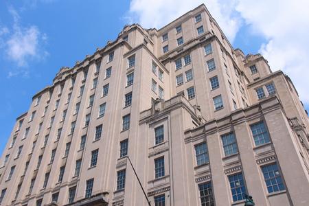servicios publicos: Filadelfia edificio p�blico - oficinas de la administraci�n en la calle Market. Departamento de Servicios Generales de Pennsylvania, Departamento de Servicios Humanos y otros.