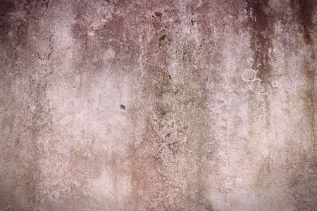 urban decline: Grunge wall background - rough aged concrete backdrop.