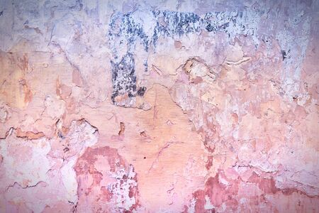 urban decline: Texture of old urban stained wall. City decay background.