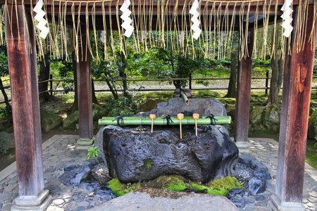 日本の文化 - 浄化の泉京都の寺...
