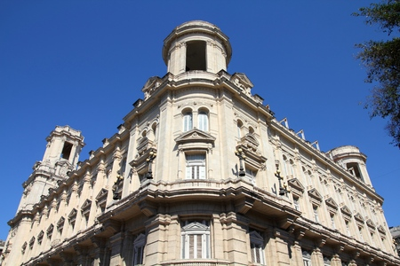 fine arts: Havana, Cuba - city architecture. Museum of Fine Arts building.