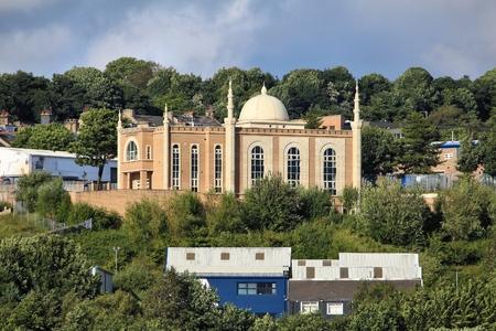 Bradford, city in West Yorkshire, England. Al Mahdi Mosque. Stock Photo