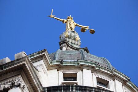 criminal: London, UK - Central Criminal Court Editorial