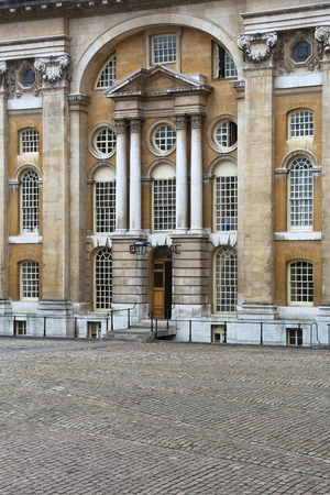 greenwich: Old Royal Naval College in Greenwich, London, UK.