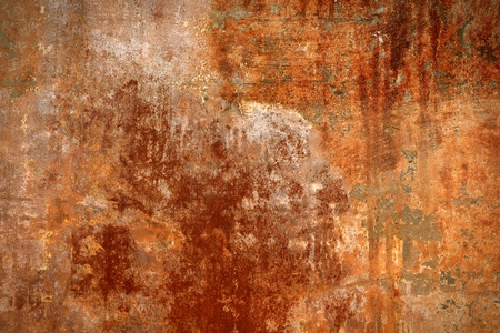 Rusty steel texture - vintage metal background abstract.