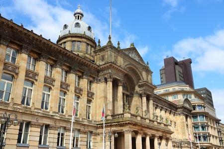 버밍엄 - 박물관 및 화랑. 웨스트 미들 랜드, 영국. 스톡 콘텐츠