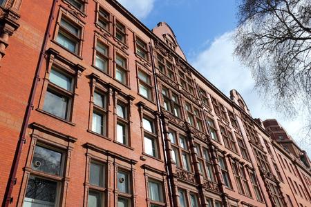 University of Manchester, Sackville Street Building. Manchester, UK.