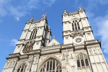 London, UK - Westminster  facade view.
