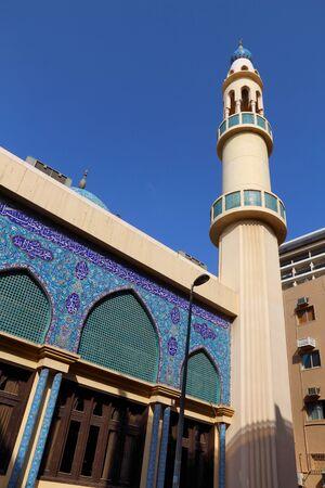 Masjid Hareb Bin Hareb - Mosque in Dubai, UAE.