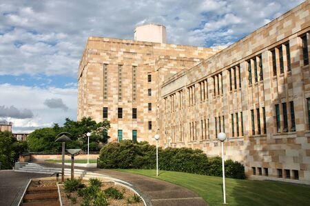 University of Queensland. Educational institution in Brisbane, Australia.