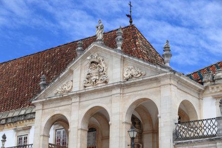 University of Coimbra, Portugal.