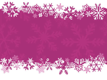 Christmas greetings card design with copy space. Blank Christmas design. Vectores