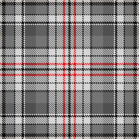 Fabric pattern fashion checkered textile, vector vintage, geometric background ornament check. Ilustração