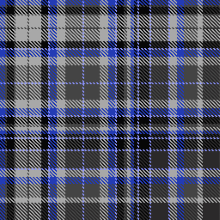 fabric pattern fashion checkered textile, vector vintage tartan, geometric background ornament check, Ilustração