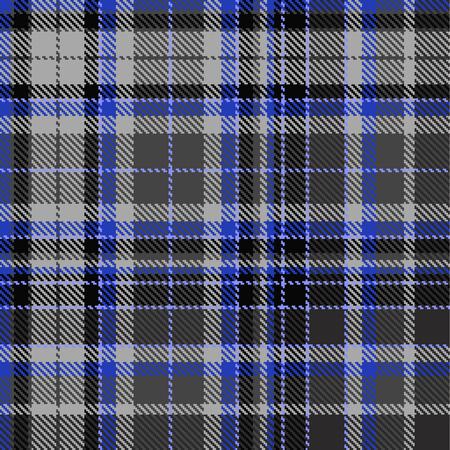 fabric pattern fashion checkered textile, vector vintage tartan, geometric background ornament check, Illustration