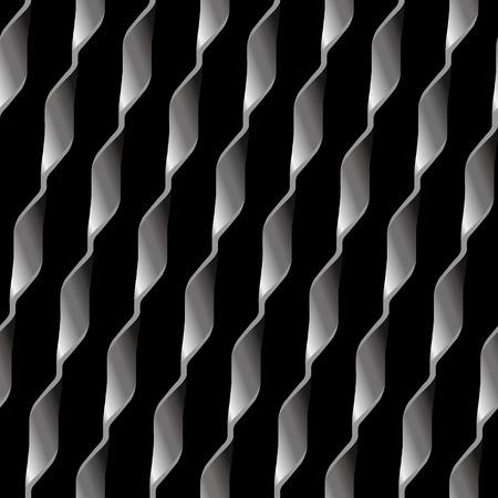 Metal background. Seamless pattern. Vector. Vettoriali