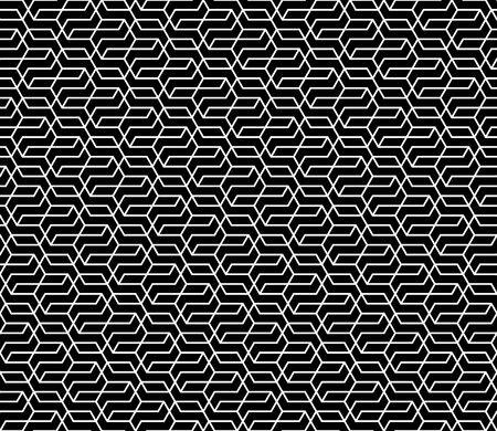 Geometric background. Seamless pattern.