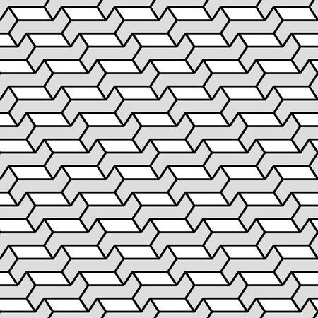 Geometric background. Seamless pattern. 向量圖像