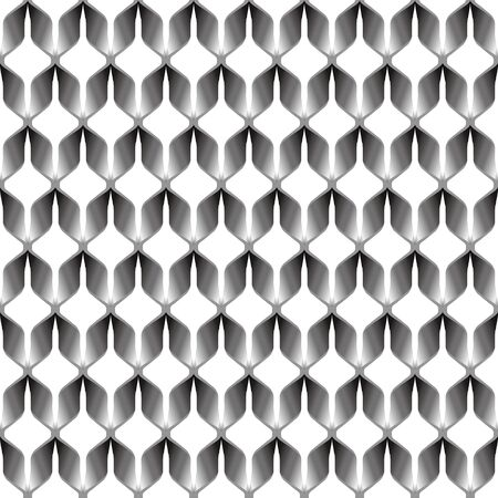 diamondplate: Metal background. Seamless pattern. Vector. Illustration