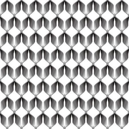 Metal background. Seamless pattern. Vector. Illustration