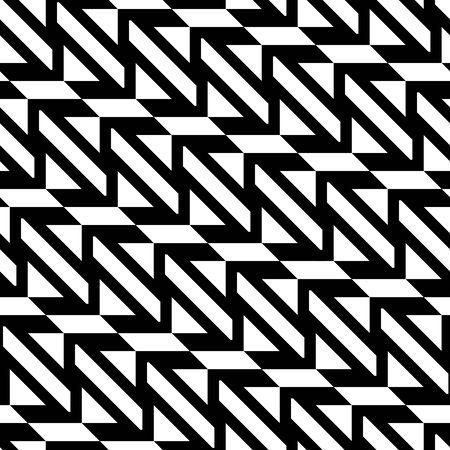 monotone: Stylish monotone background. Seamless pattern. Vector.