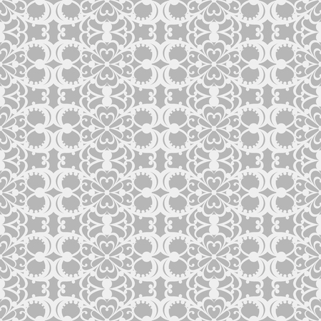 Gorgeous background. Seamless pattern. Vector. Illustration