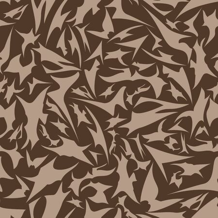 Dynamic abstract background. Seamless pattern. Vector. 向量圖像