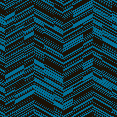 Zigzag background. Seamless pattern. Vector.