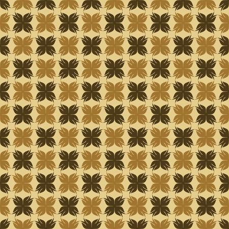 stylish decoration: Stylish decoration background. Seamless pattern. Vector. Illustration