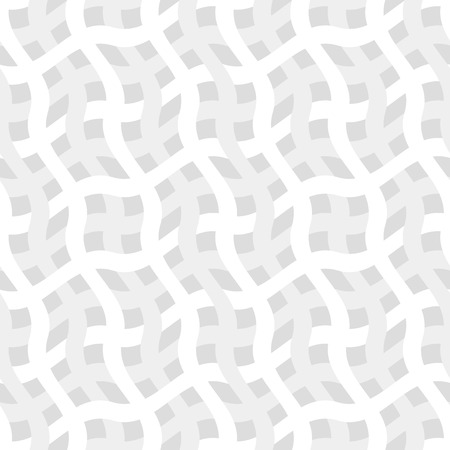 Abstract wavy background. Seamless pattern. Vector.