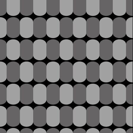 elipse: Retro de fondo de una elipse. Patrón sin fisuras. Vector.