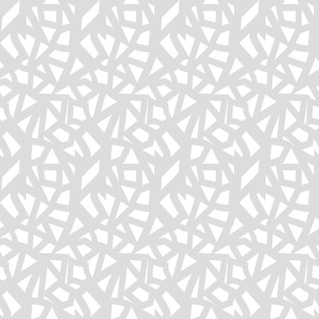 forceful: Dynamic shapes background. Seamless pattern. Vector. Illustration