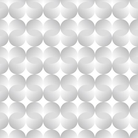 gradation: Gradation circles background. Seamless pattern. Vector.