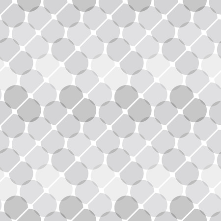 consecutive: Consecutive circles background. Seamless pattern. Vector.