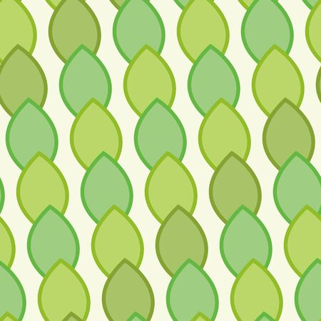 consecutive: Consecutive seeds background. Seamless pattern. Vector.