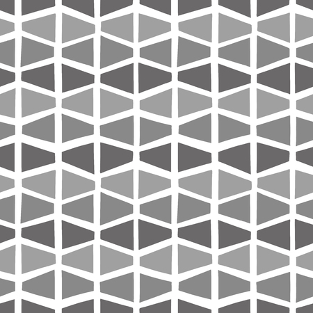 trapezoid: Random geometric background. Seamless pattern. Vector. Illustration