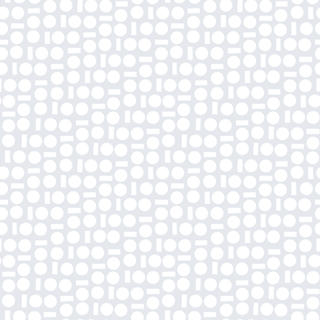 1  0 background. Seamless pattern. Vector.  イラスト・ベクター素材