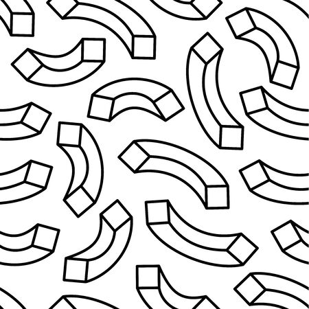solid background: Geometric background. Seamless pattern. Vector. Illustration