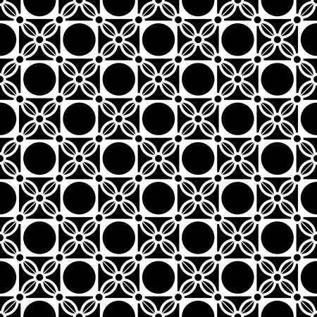 アールデコの背景。シームレス パターン。ベクトル。