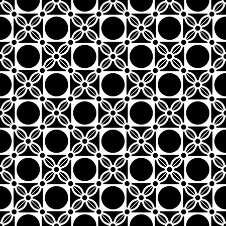 Art deco background. Seamless pattern. Vector. Illustration