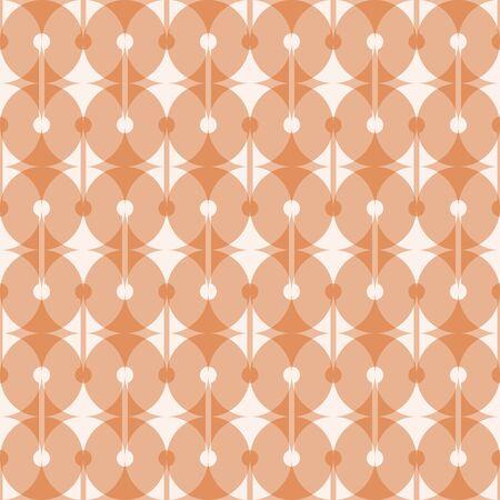consecutive: Abstract circles background. Seamless pattern. Vector.